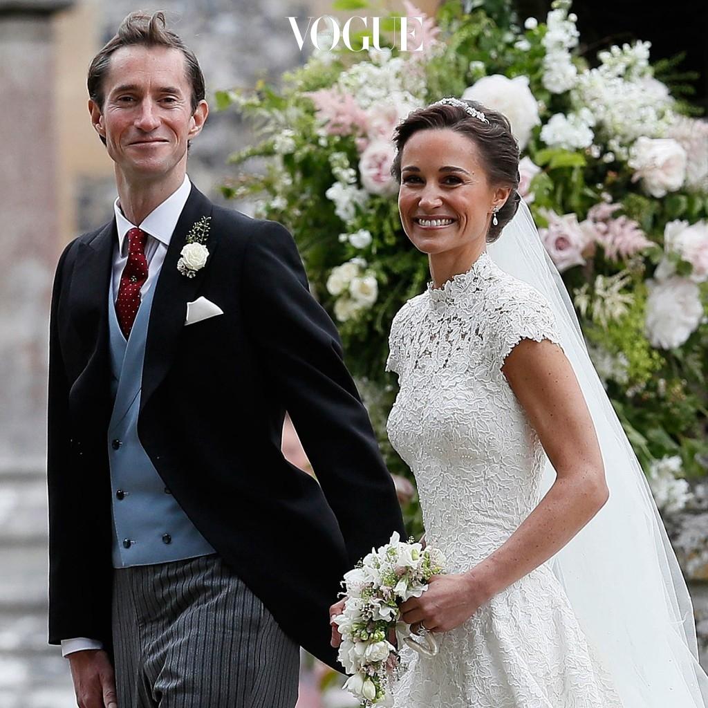 지난 2012년부터 교제를 시작한 이둘이 작년 7월 약혼, 올해 5월 드디어 결혼식을 올린 것! 이로써 피파는 그의 작위를 따라 'Lady Glen Affric'이라 불리게 된다는 것!