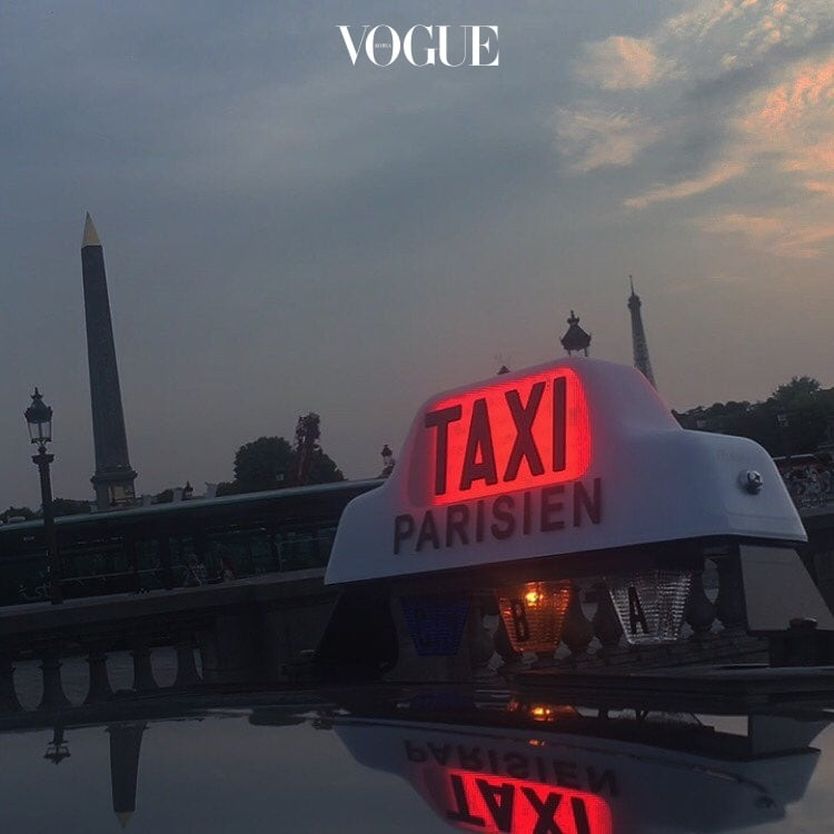pAris day 1.  루이비통에서 루이비통 2018 봄/여름 남성복 컬렉션에 초대를 해주셔서 빠리에 왔다. #pArisen