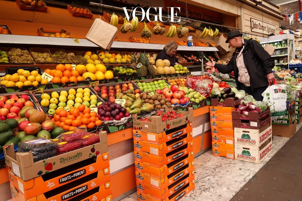 ST HELIER, JERSEY - APRIL 12:  People browse fruit and vegetables for sale in the indoor market in St Helier on April 12, 2017 in St Helier, Jersey. Jersey, which is not a member of the European Union, is one of the top worldwide offshore financial centres, described by some as a tax haven, as it attracts deposits from customers outside of the island who seek the advantages of reduced tax burdens. In 2008 Jersey's gross national income per capita was among the highest in the world. However, its taxation laws have been widely criticised by various people and groups including the EU. As the UK negotiates its exit from the EU having triggered Article 50, concerns have been raised as to how this will affect the future of the financial industry on the island especially as The chancellor, Philip Hammond has claimed Britain could also become a corporate tax haven if the EU fails to provide it with an agreement on financial market access after Brexit.  (Photo by Matt Cardy/Getty Images)
