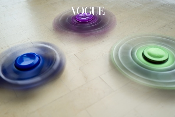 Latest Toy Craze Fidget Spinners, Wildly Popular With Kids