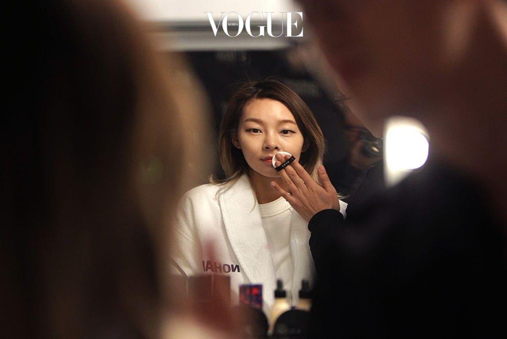 16FW HERA Seoul Fashion Week - Backstage