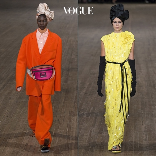 ▶️ Marc Jacobs 18 S/S 컬렉션 룩 모두 감상하기.