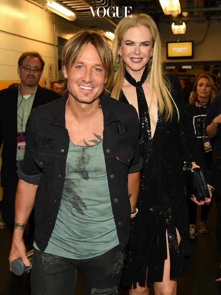 니콜 키드먼과 키스 어번(Nicole Kidman and Keith Urban)