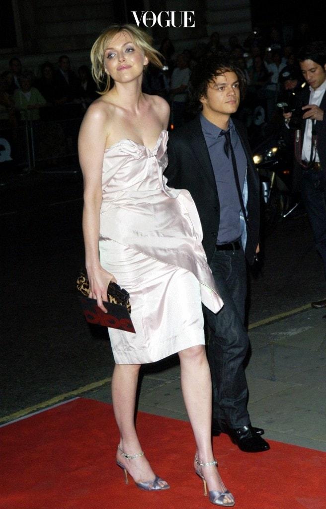 소피 달과 제이미 컬럼(Sophie Dahl and Jamie Cullum)