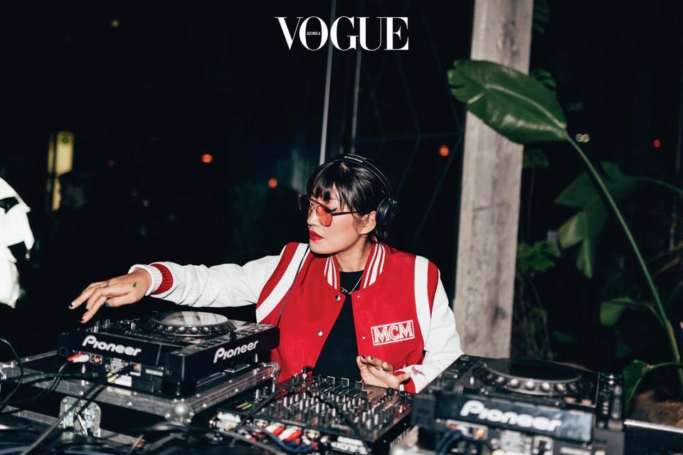 베를린에서 활동하는 한국계 DJ 페기 굴드.