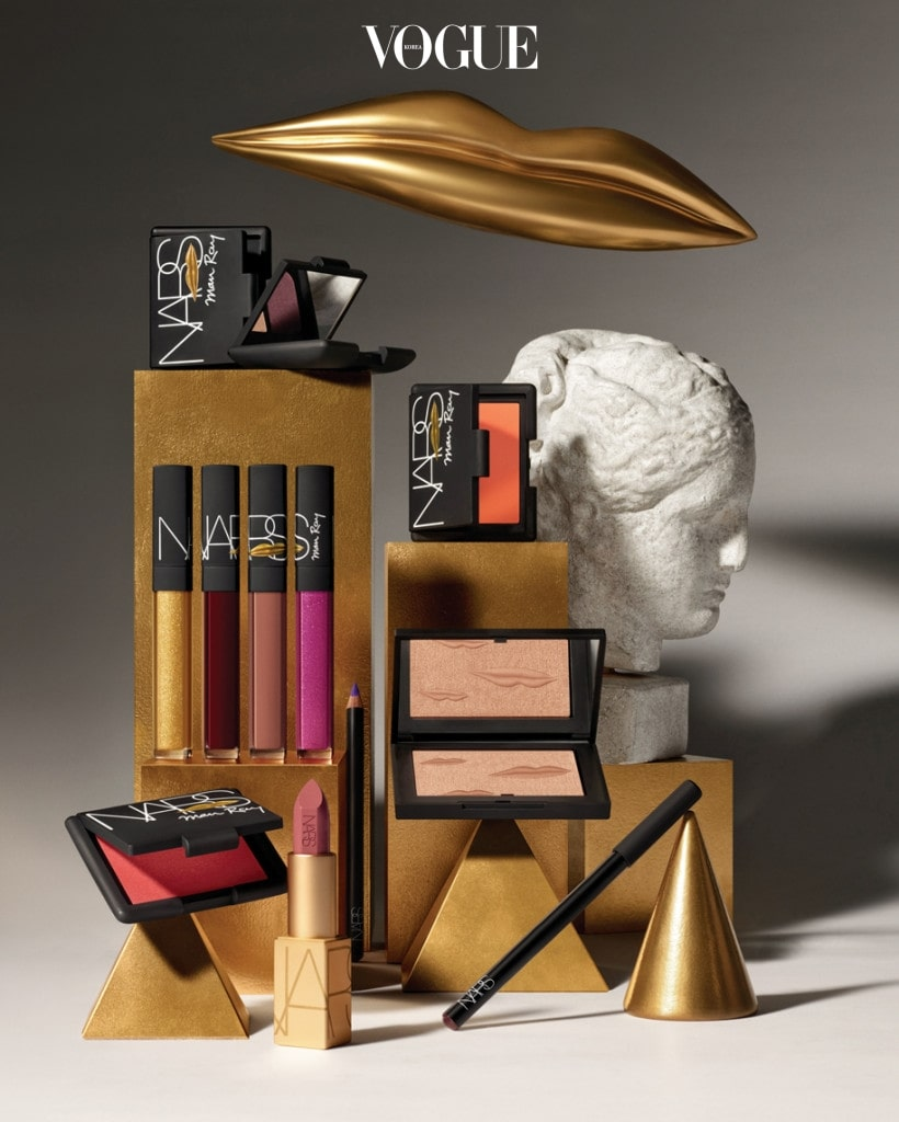 Man Ray for NARS Holiday Stylized Image - Color Collection - jpeg