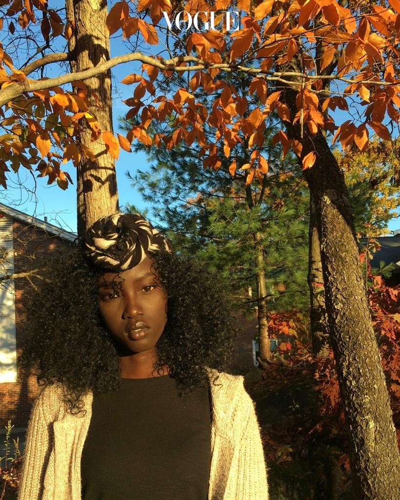 미국 뉴햄프셔주 폴리머스 주립 대학교에서 생화학을 전공하던 남수단공화국 출신의 1997년생 아녹, 그녀에게 영화와도 같은 일이 일어난 건 지난 10월 22일. @anokyai