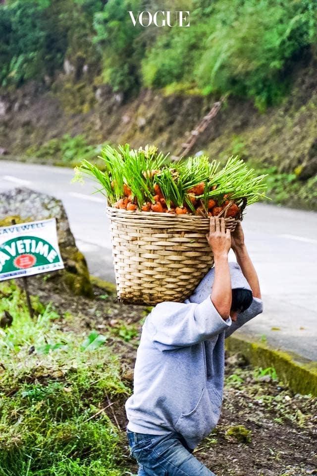 케익 전문점 매니저인 에드위나 T.반동(Edwina T. Bandong)이 자신의 페이스북에 공개한 그의 사진은 곧 '당근남'이라는 타이틀로 인기를 끌게 되죠. 페이스북 @Edwina Tayag Bandong