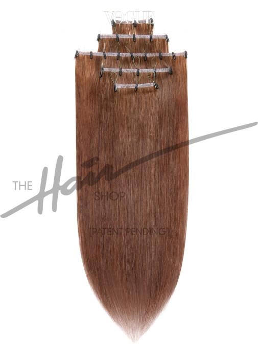 컬러는 물론, 머리를 붙이는 방식까지 다양하게 준비되어 있다. 요즘 가장 인기가 많은 브랜드 중 하나. 더 헤어샵(The Hair Shop) >온라인 숍 바로가기