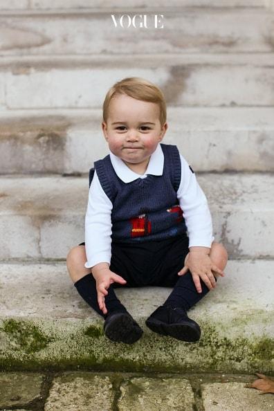 엘렌이 이 관계를 알았을때 그녀의 관심사는 윌리엄 왕자 부부가 아니었다고 합니다. 귀여운 로얄베이비 조지 왕자를 만나고 싶어했다네요.