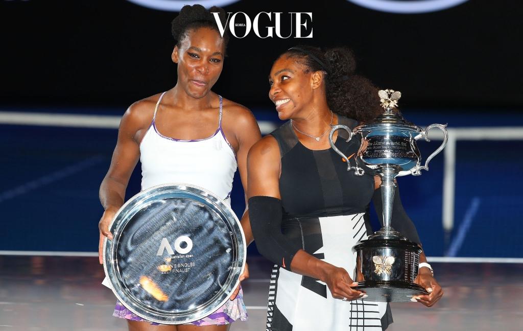 1995년, 14살의 나이로 데뷔한 세레나는 2017년 호주 오픈에서 언니 비너스 윌리엄스를 꺾고 우승하며 여자 단식 '그랜드 슬램 통산 23회'라는 기록을 세웠습니다.