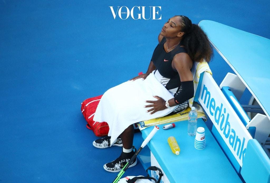 한 때는 부상으로 세계 랭킹 95위까지 떨어진 그녀지만 역대 최고의 성적을 거두며 30대 중반의 나이까지 존재감을 나타냈죠.