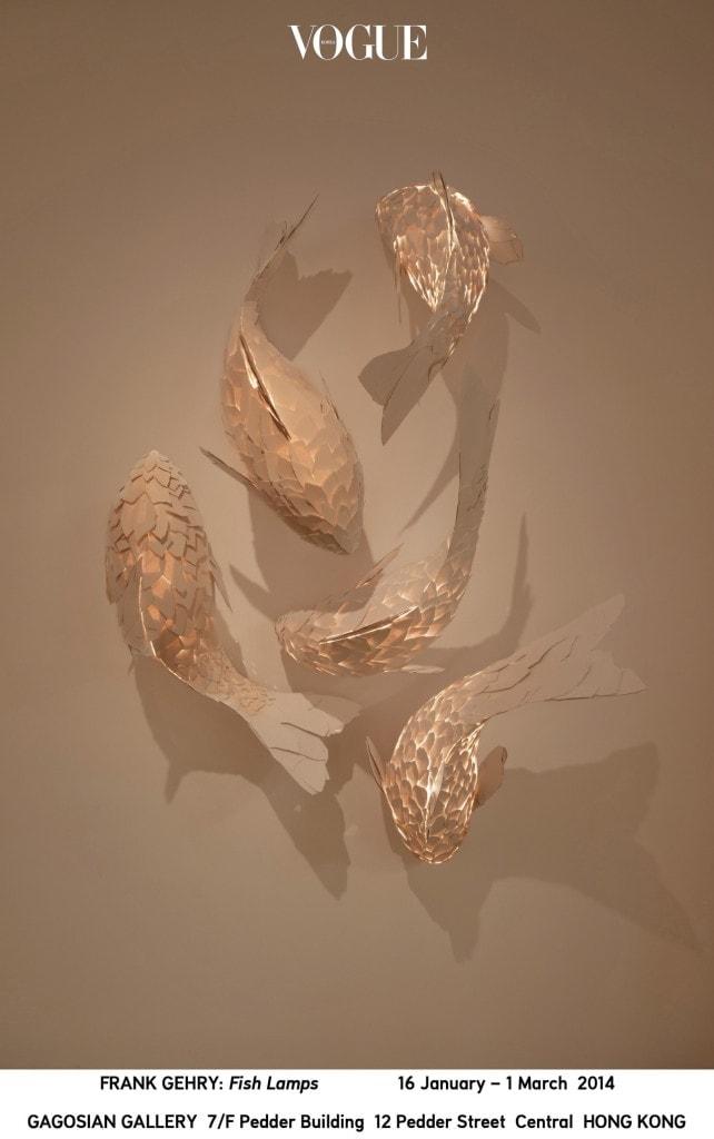 Fish Lamp. Courtesy of Douglas M. Parker Studio