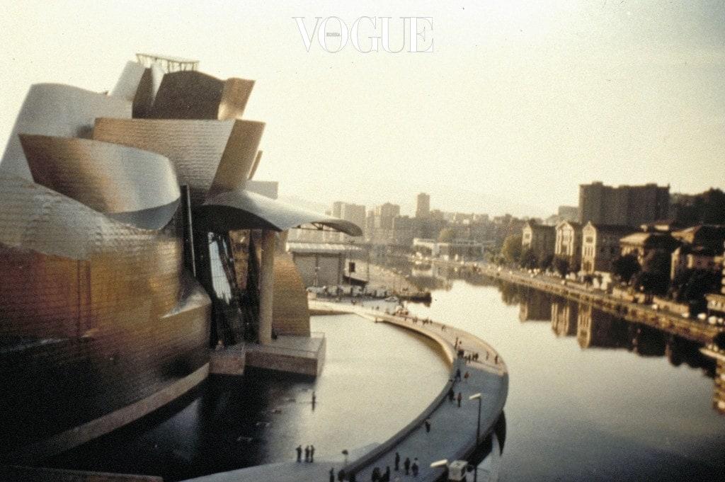 Guggenheim Museum Bilbao © Sydney Pollack