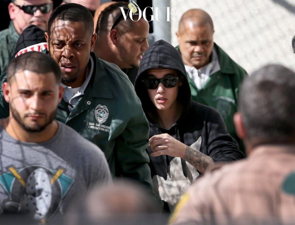 Justin Bieber Arrested In Miami Beach
