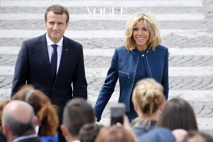 프랑스의 대통령과 영부인