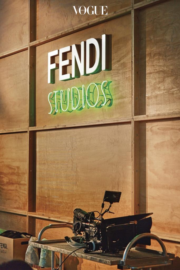 19_FENDI STUDIOS making-of
