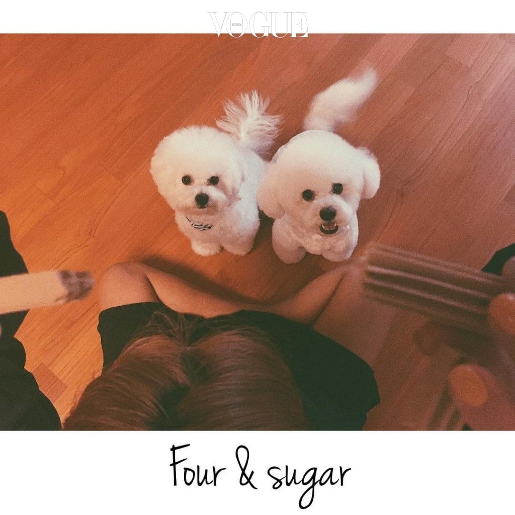 씨스타 보라 @borabora_sugar