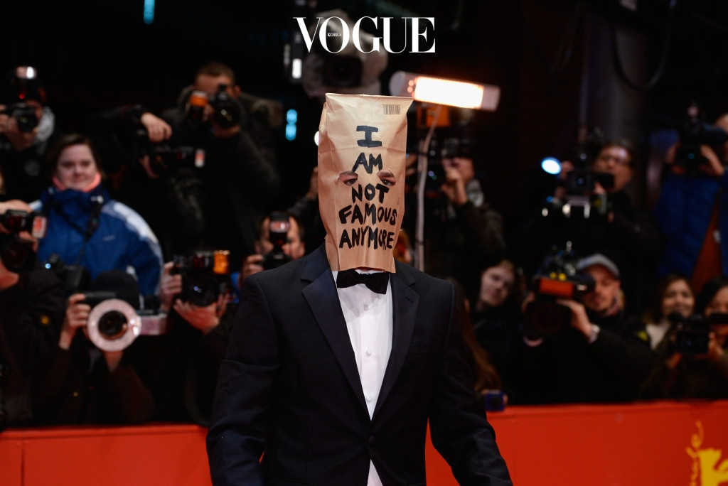 BERLIN, GERMANY - FEBRUARY 09:  Shia LaBeouf attends 'Nymphomaniac Volume I (long version)' premiere during 64th Berlinale International Film Festival at Berlinale Palast on February 9, 2014 in Berlin, Germany.  (Photo by Clemens Bilan/Getty Images)