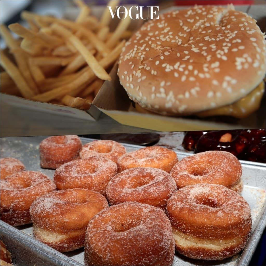 여기서 '맛난 음식'이란? 정크푸드나 패스트푸드, 기름에 지글지글 튀긴 고칼로리 혹은 달고짜고매운 음식?!
