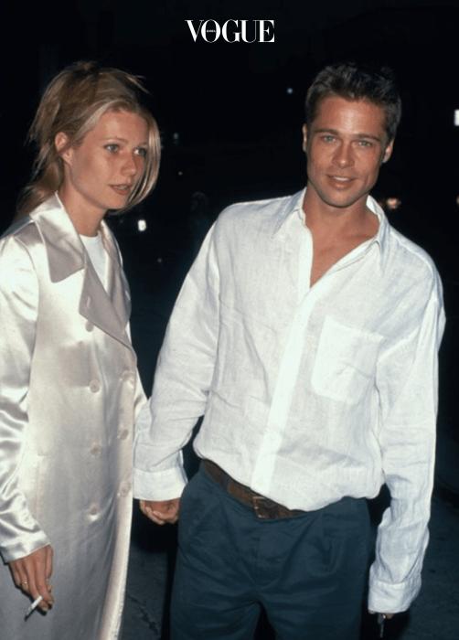 물론 세트장에서 여배우와 사랑에 빠진건 처음이 아닙니다. 아주 오래전이죠, 1995년 함께 영화 에 출연했던 기네스 펠트로와 1997년까지 교제합니다. 둘은 약혼까지 했었더랬죠.