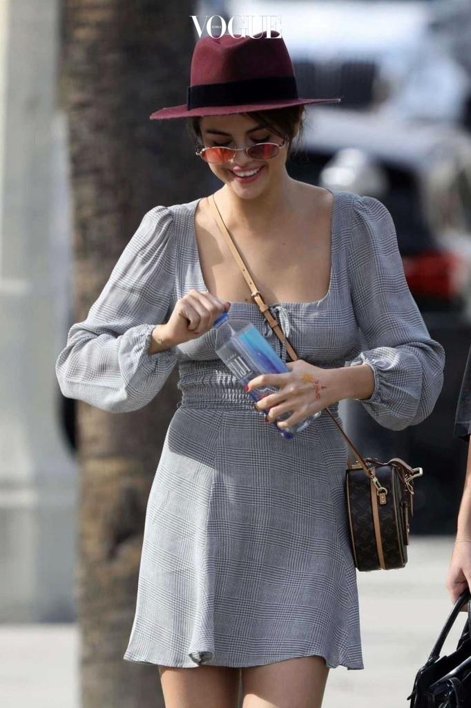 사랑스러운 분위기의 셀레나 고메즈, Selena Gomez